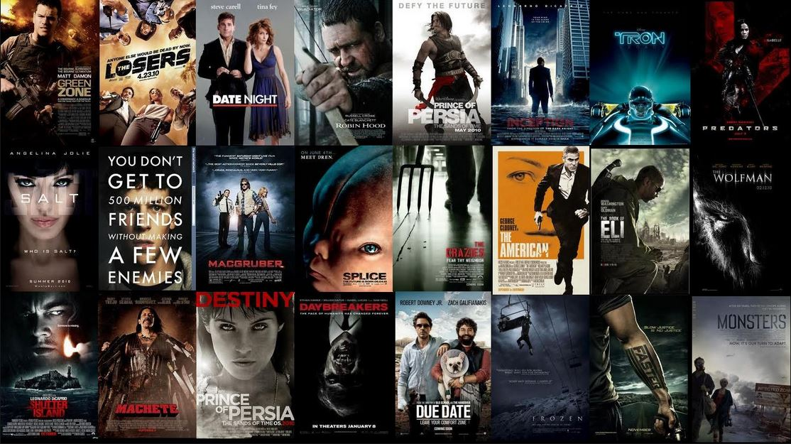 different movies movie genre latest experiencing