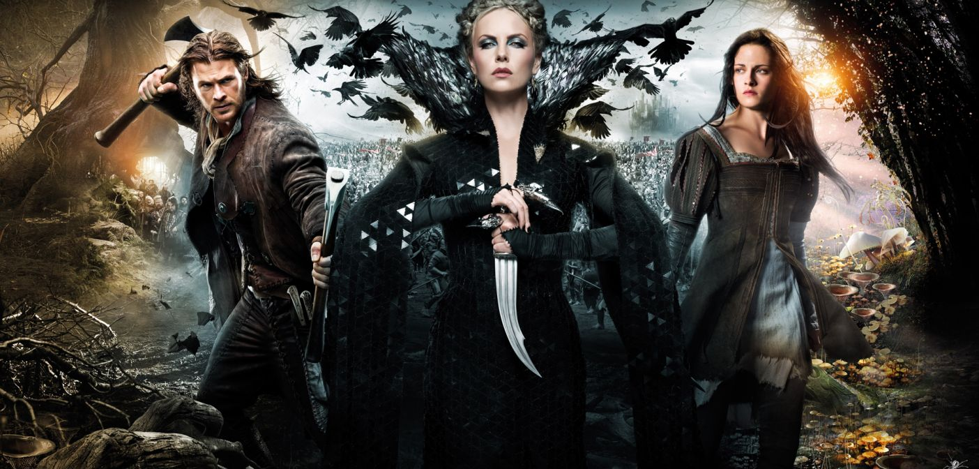 feminism in the movie snow white and the huntsmen