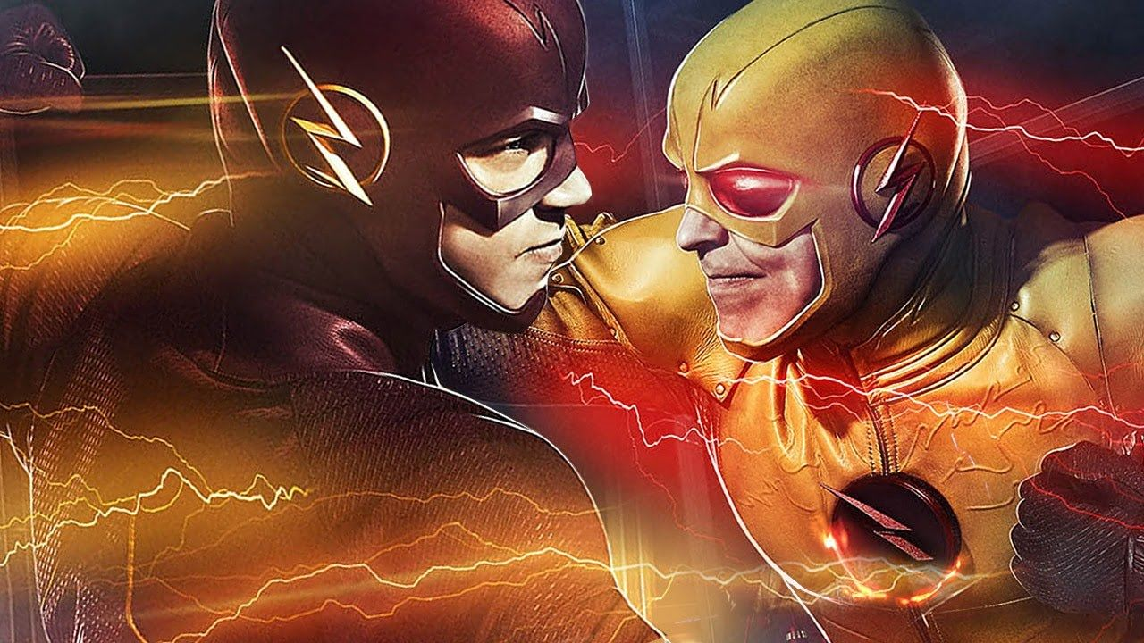 The Flash Who Is The Reverse Flash